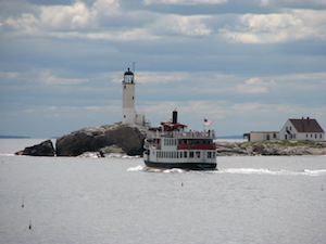 Sunset Isles of Shoals & Portsmouth Harbor Tour Image
