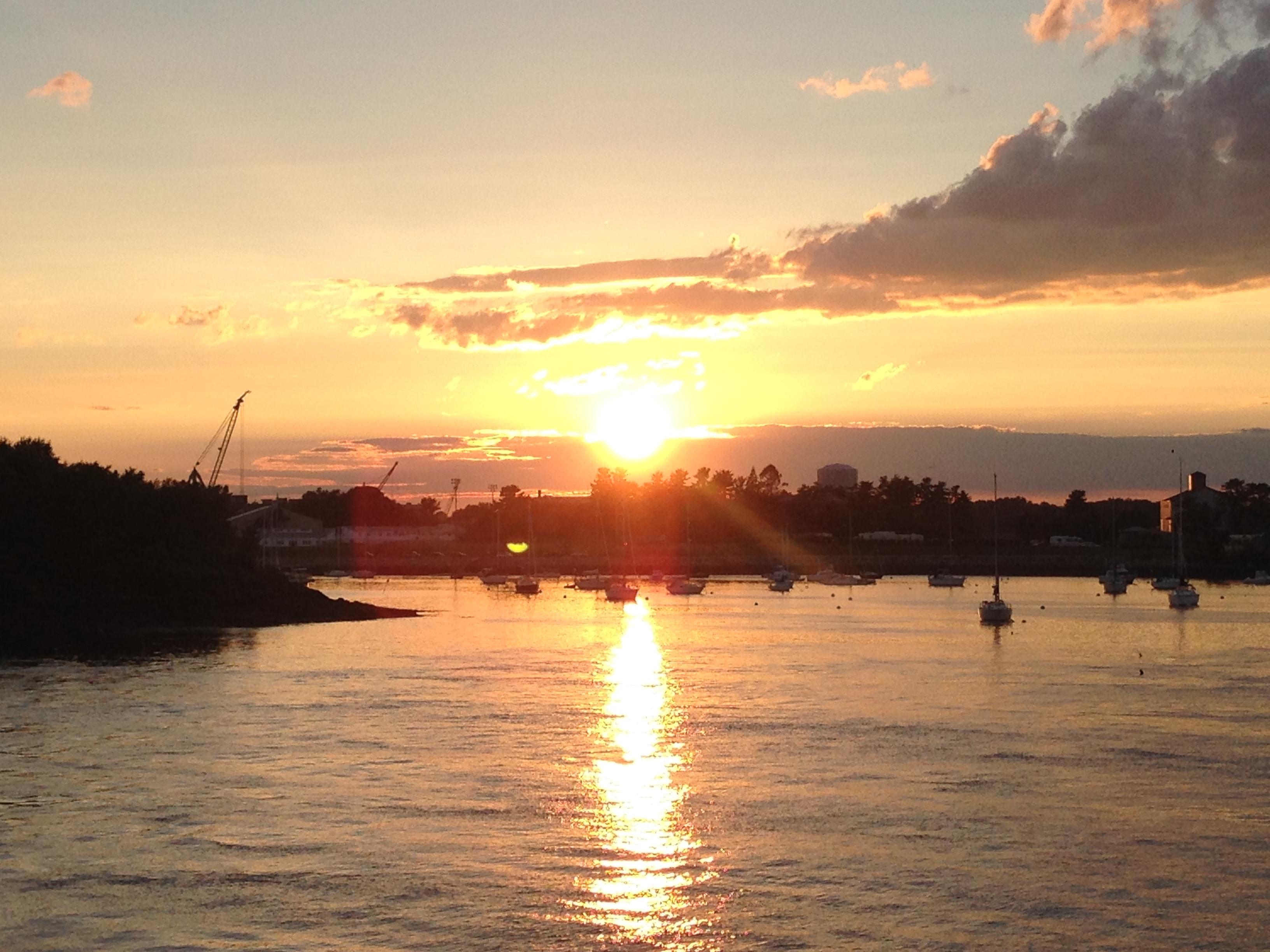 Sunset Cruise aboard M/V Challenger Image