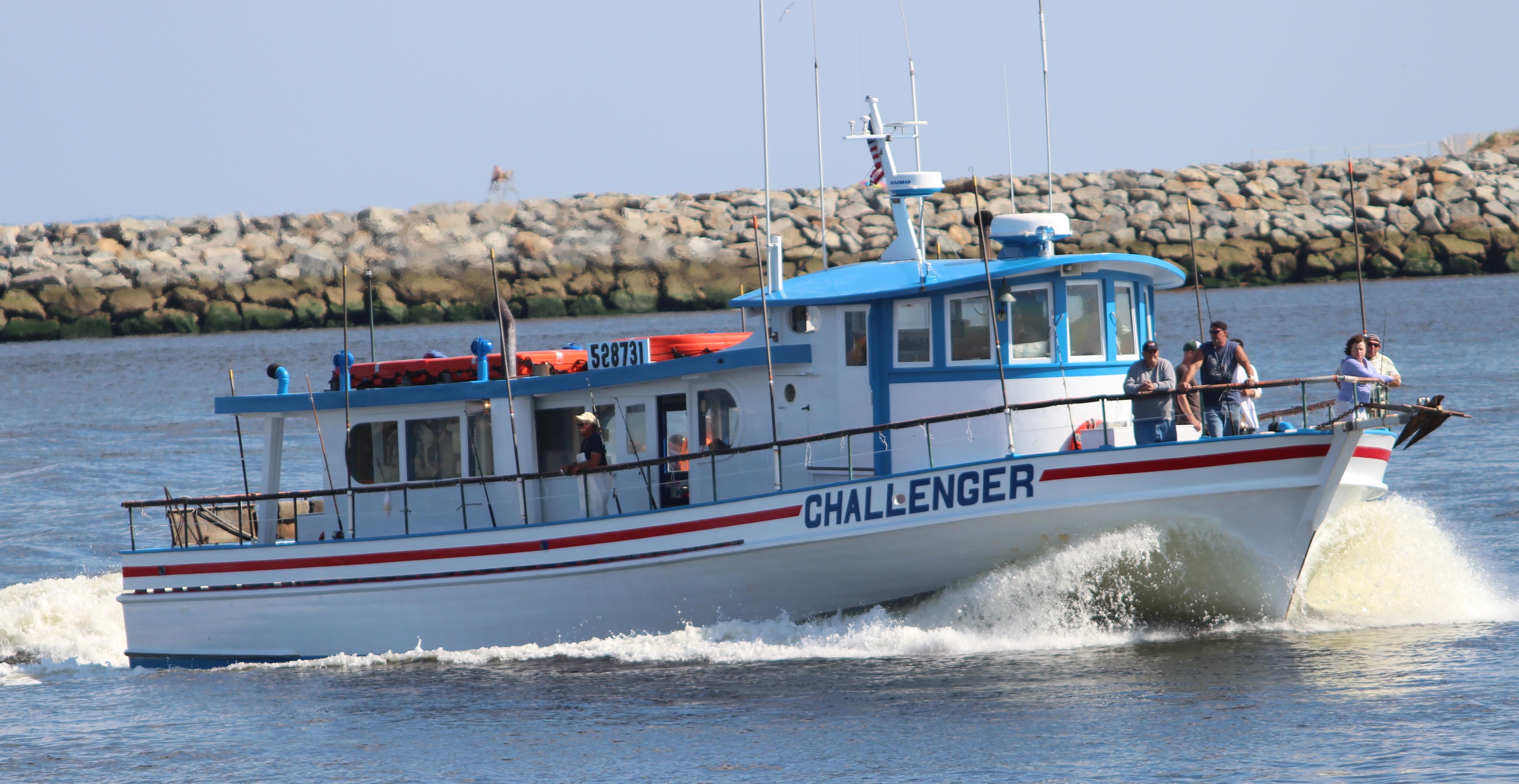 Portsmouth Harbor Tour aboard M/V Challenger  Image