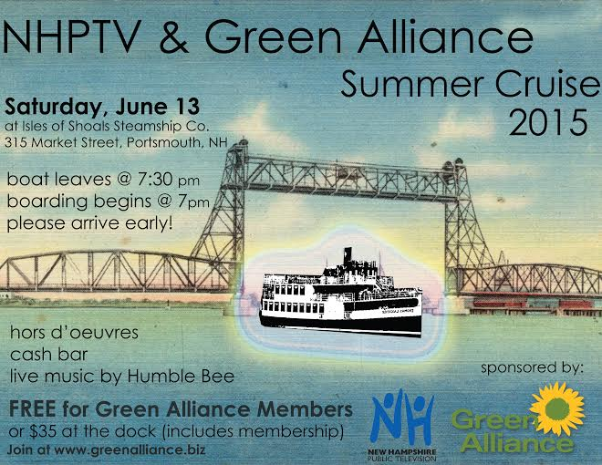 NHPTV & Green Alliance Summer Cruise Image