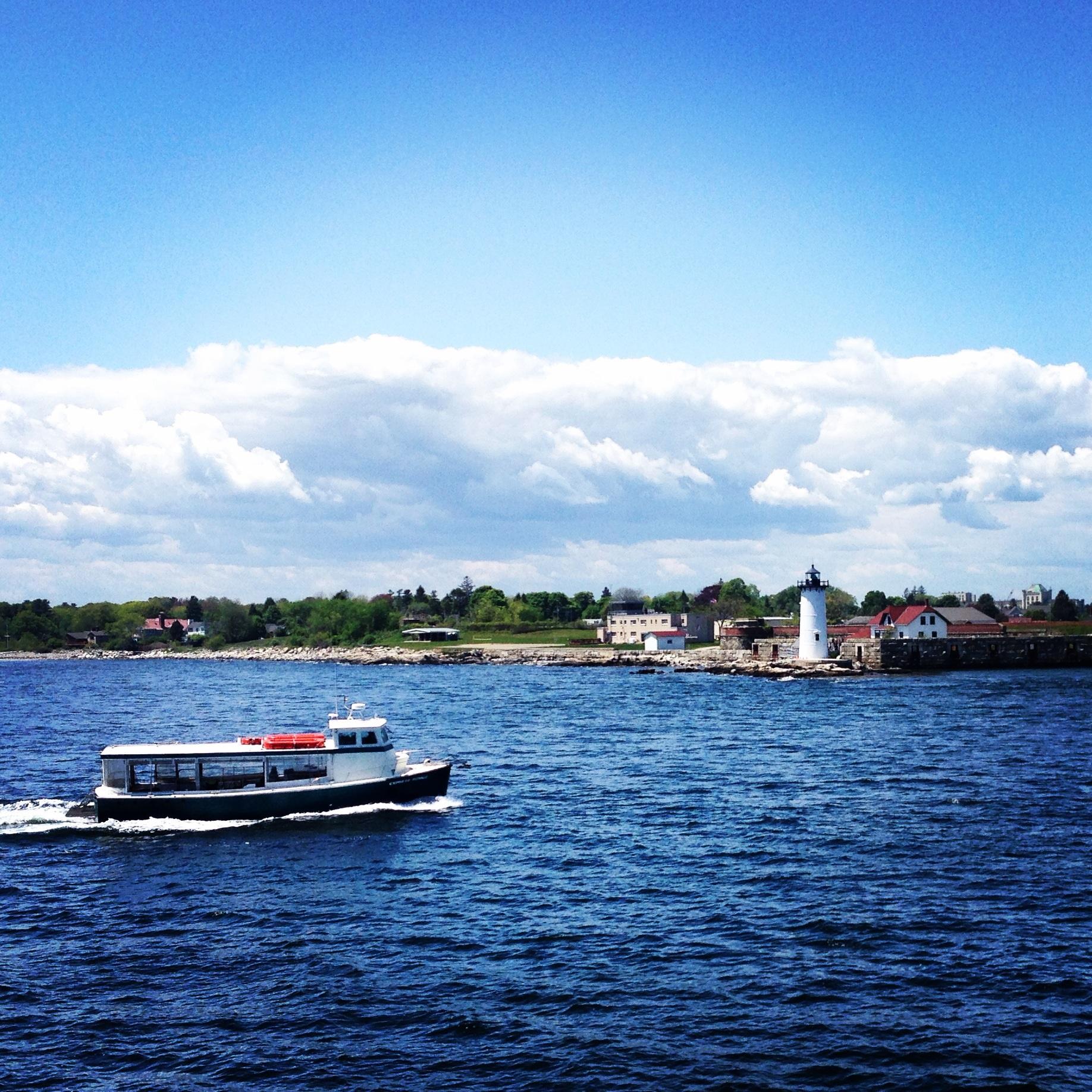 Portsmouth Harbor Tour on board M/V Celia Thaxter Image