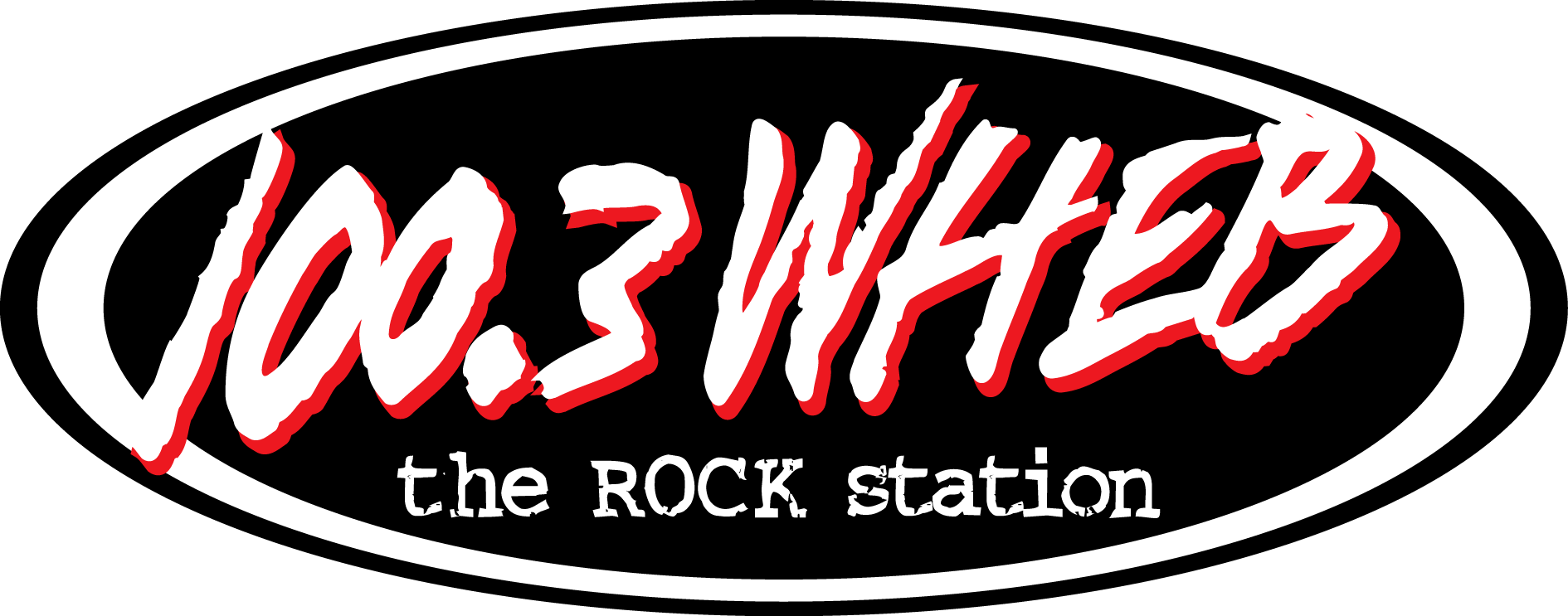 The Rock Station 100.3 WHEB Partyship!! Image